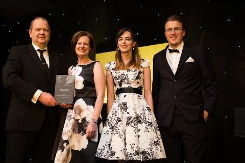 Education Awards Photo